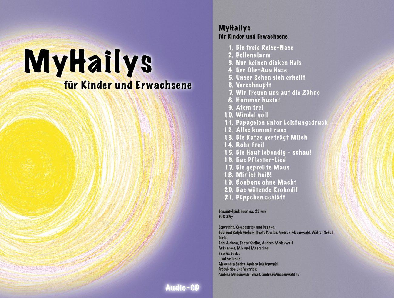MyHailys für Kinder und Erwachsene