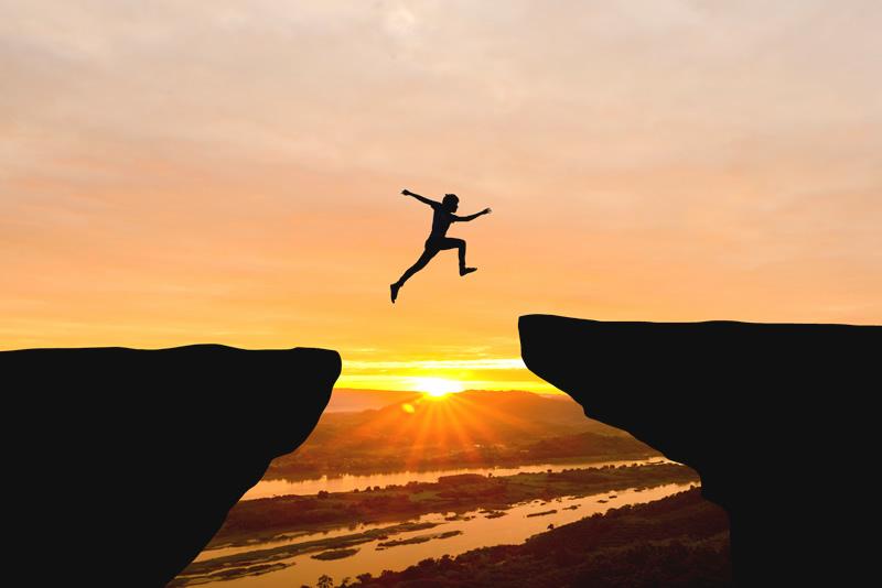 der große Sprung, Mut zum Erfolg mit Brain-Ya